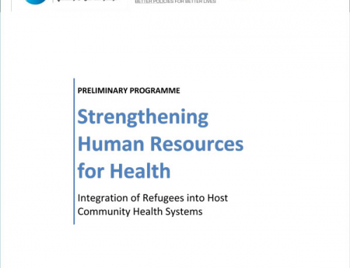 Strengthening Human Resources for Health